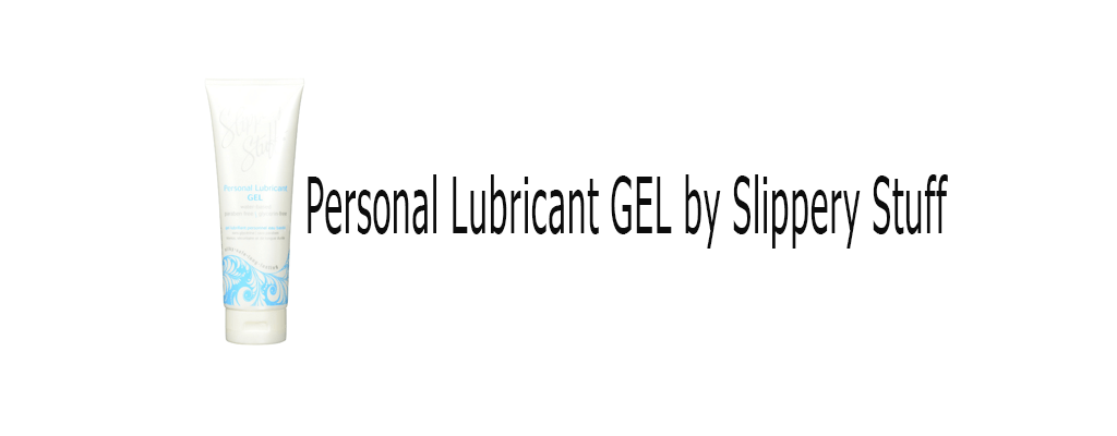 Slippery Stuff Personal Lubricant Gel Review
