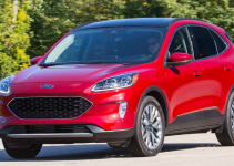 2021 Ford Escape Hybrid, Interior, Mileage, Redesign