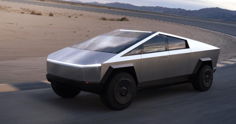 2021 Tesla Cybertruck Redesign