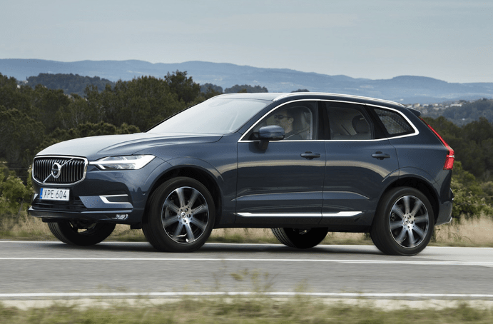 2021 Volvo XC60 Redesign