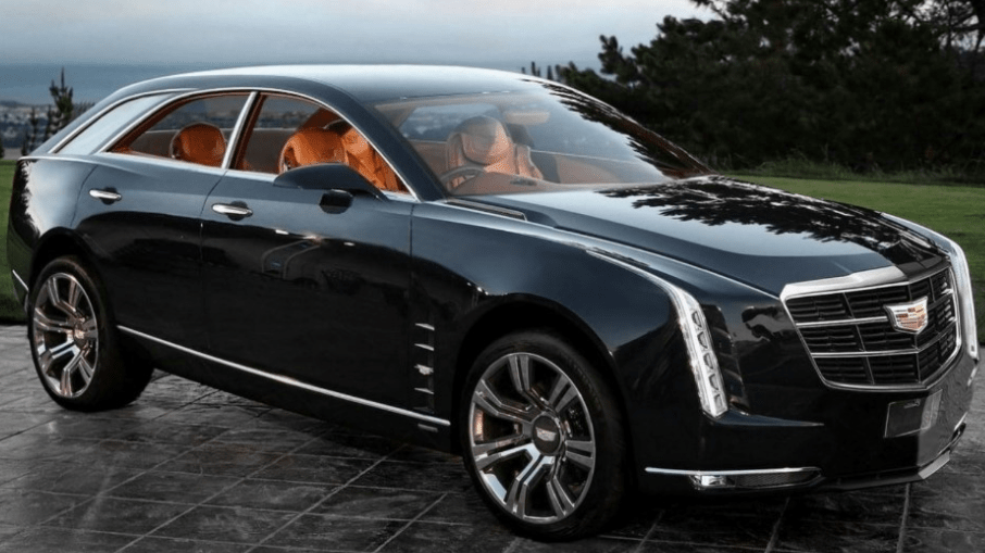 2021 Cadillac XT9 images | Best Luxury Cars