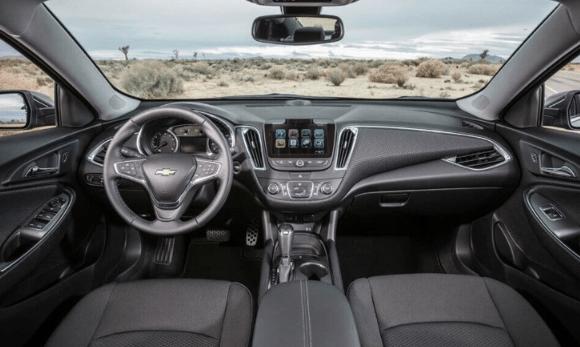 2021 Chevy Malibu Turbo, Hybrid, and Redesign