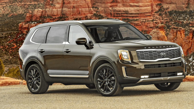 2021 Kia Telluride Colors, Rumors, and Release Date