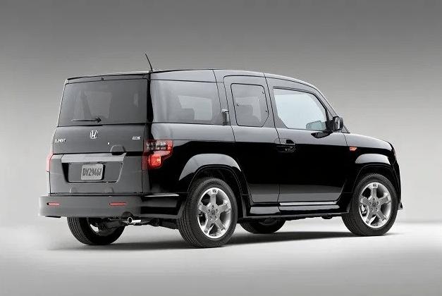 2021 Honda Element Images