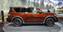 2022 Nissan Armada Pictures