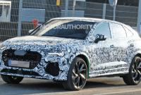 2021 Audi Q3 Spy Photos