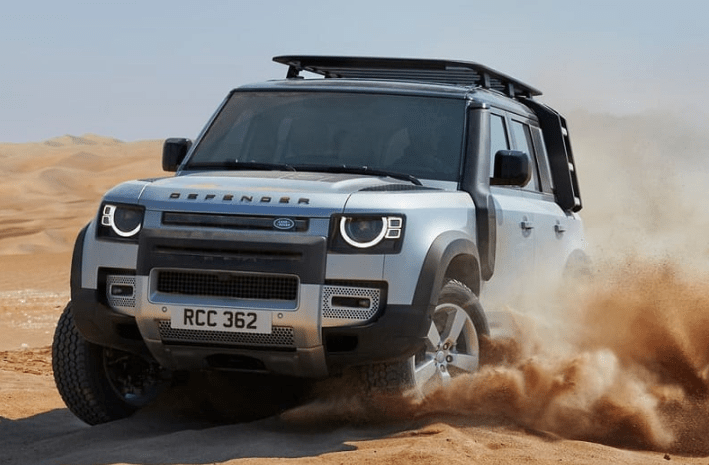 2021 Land Rover Defender Pictures