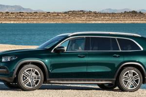 2022 Mercedes-Benz GLS Price, Specs, Redesign, and Concept