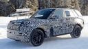 2022 Range Rover Sport Spy Photos, Pictures