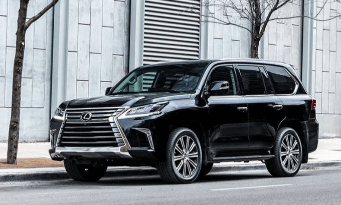 2021 Lexus LX 570 Changes, Performance, Specs, and Price