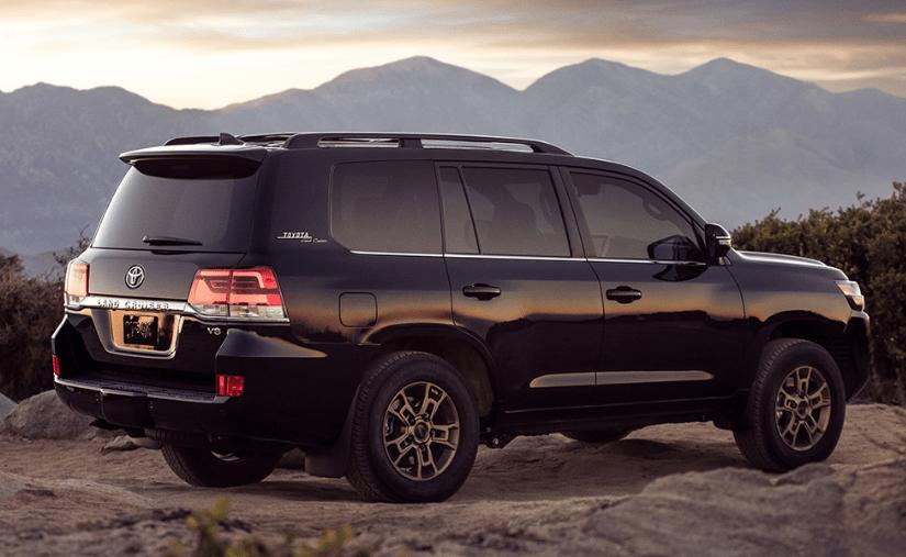 2021 Toyota Land Cruiser Redesign, Hybrid, Price, and Specs