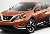 2022 Nissan Murano Platinum, Redesign, Release Date, and Concept