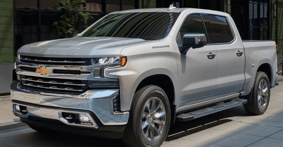 2022 Chevy Silverado 1500 Pictures