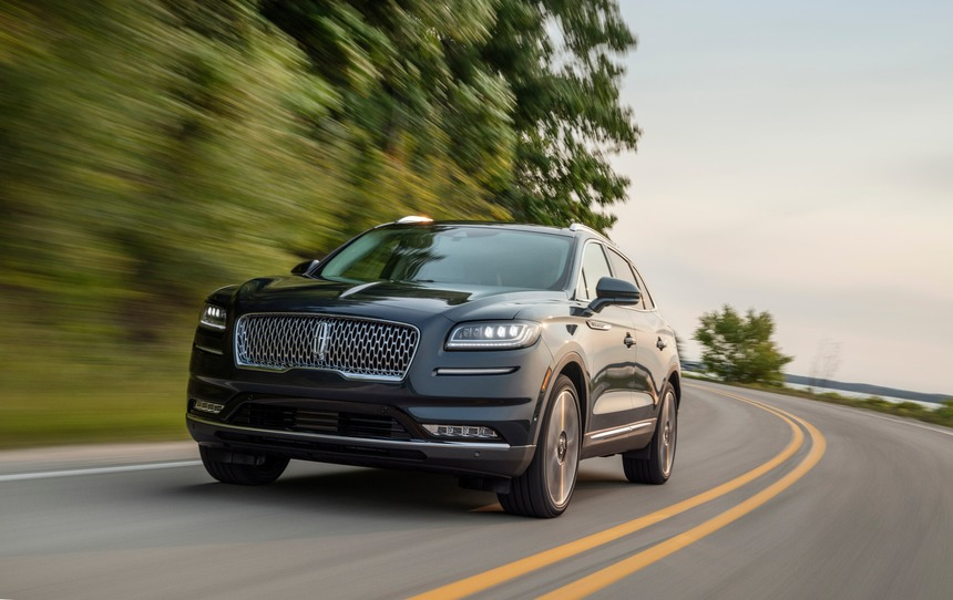 2021 Lincoln Nautilus Preview Pricing Release Date Within [keyword