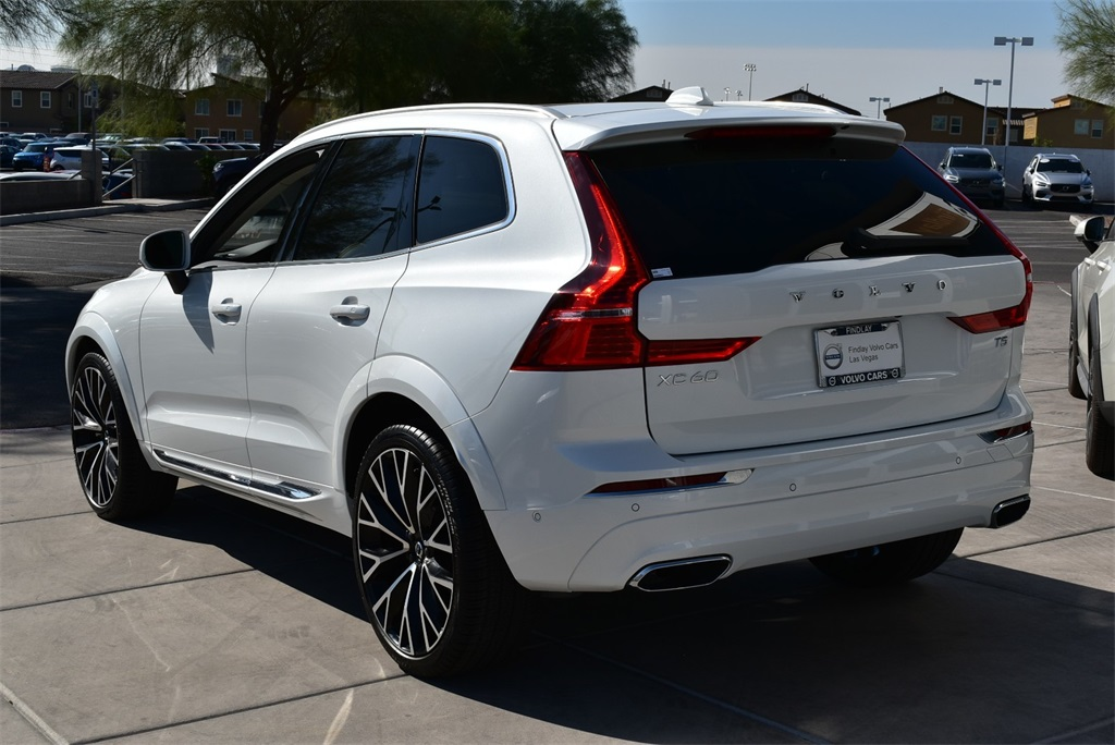New 2021 Volvo Xc60 T5 Inscription 4d Sport Utility In Las For [keyword