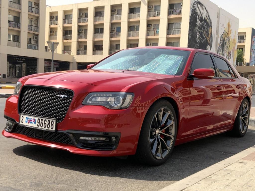 2022 Chrysler 300 SRT8 Price