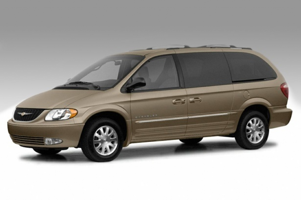 2022 Chrysler Town And Country Redesign