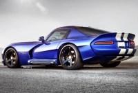 2022 Dodge Viper Spy Shots