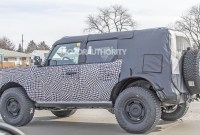 2022 Ford Bronco Wallpapers