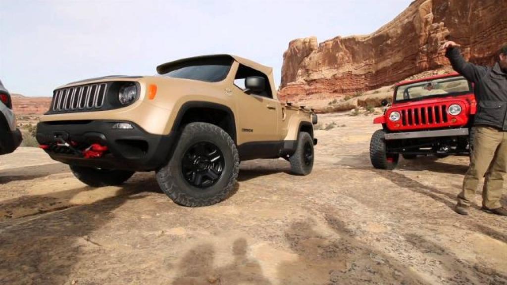 2022 Jeep Comanche Engine