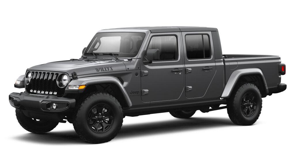 2022 Jeep Gladiator Hercules Concept