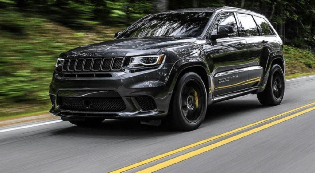 2022 Jeep Grand Cherokee Diesel Exterior