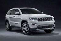 2022 Jeep Grand Cherokee Trackhawk Redesign