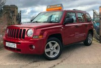 2022 Jeep Patriot Wallpapers