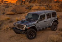 2022 Jeep Wrangler PHEV Release date