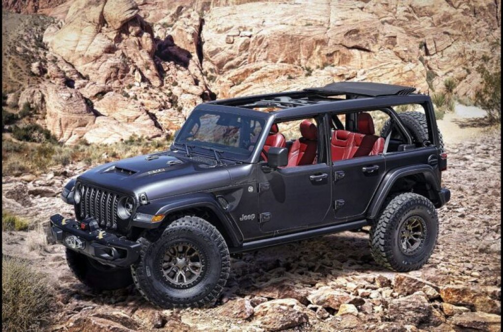 2022 Jeep Wrangler Pictures