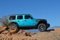 2022 Jeep Wrangler Redesign