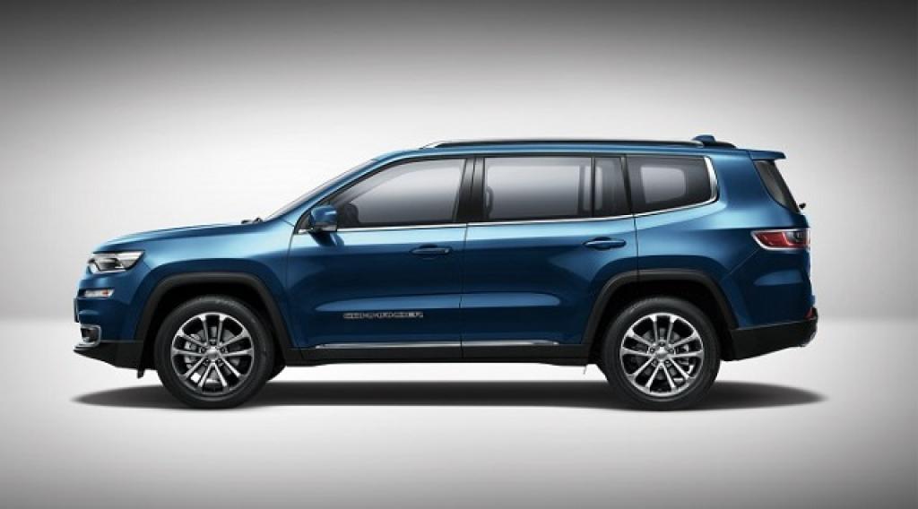 2023 Chrysler SUV Images