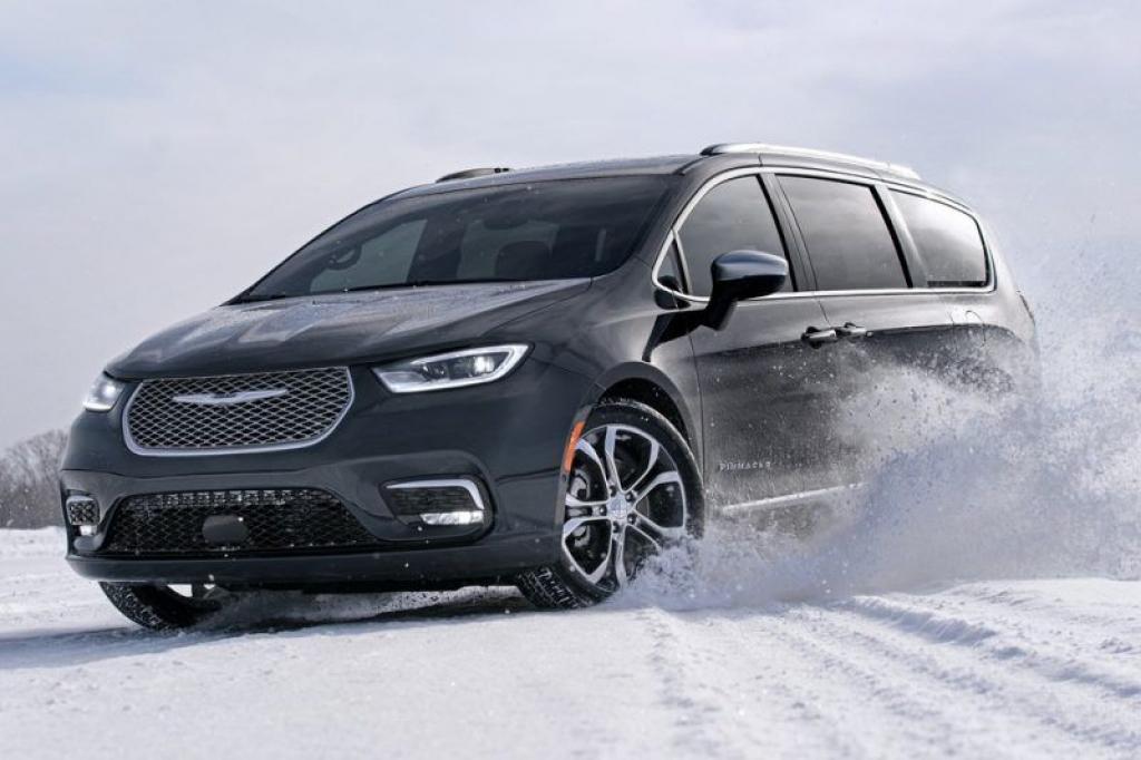 2023 Chrysler SUV Interior