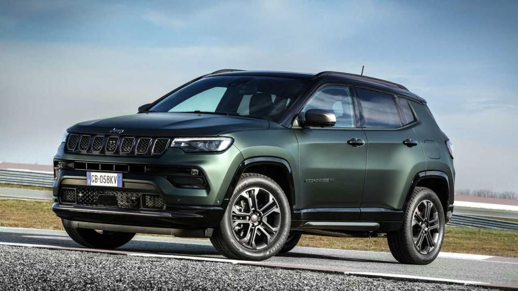 2023 Jeep Grand Compass Price