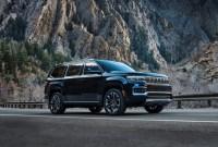 2023 Jeep Grand Wagoneer Specs