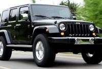 Jeep Wrangler HEMI V8 Drivetrain