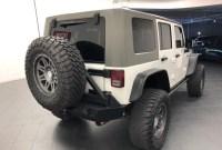 Jeep Wrangler HEMI V8 Spy Photos