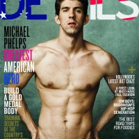 MICHAEL PHELOS IN DETAILS SPECIAL ISSUE OLYMPIC FITNESS