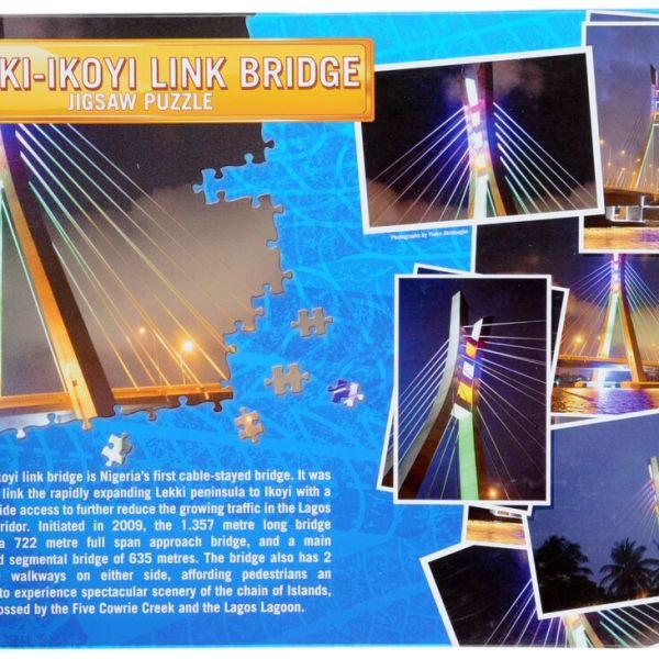 Lekki Ikoyi Link Bridge Jigsaw Puzzle