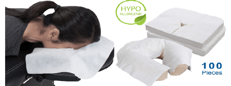 Best Disposable Face Cradle Covers for Massage