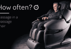 massage chair how often