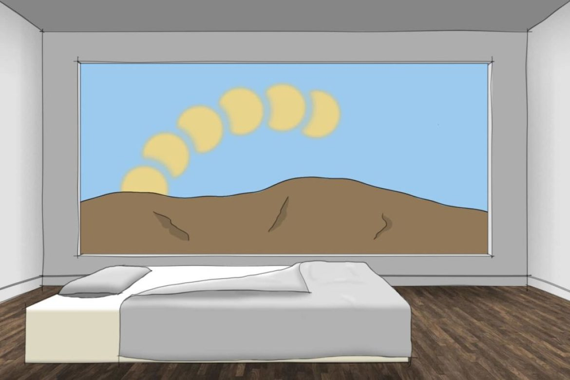 Wakeup times vary wildly across countries, phasic sleep styles, and even days of the week.
