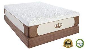 dynasty mattress cool breeze memory foam