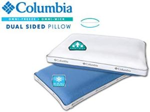 Columbia Extreme Cooling Double-Sided Memory Foam Queen Pillow