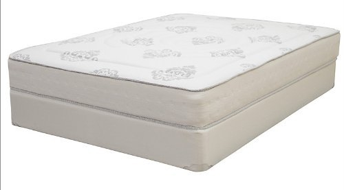 Hampton And Rhodes Trinidad 10 5 Innerspring Memory Foam Pocketed Coil Mattress King