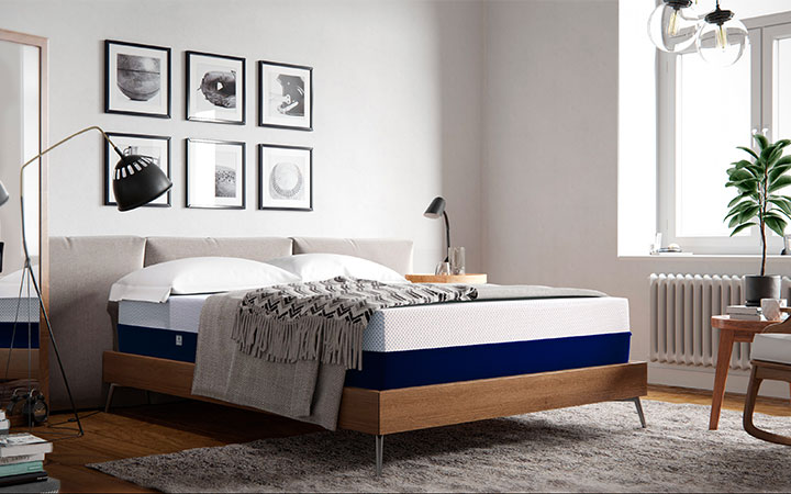 Best Mattress for Back Pain  A Guide for Better Sleep   Best     Amerisleep AS2 formerly Revere Bed