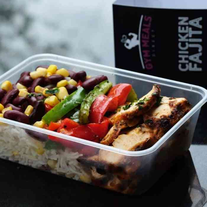 gym meals direct review