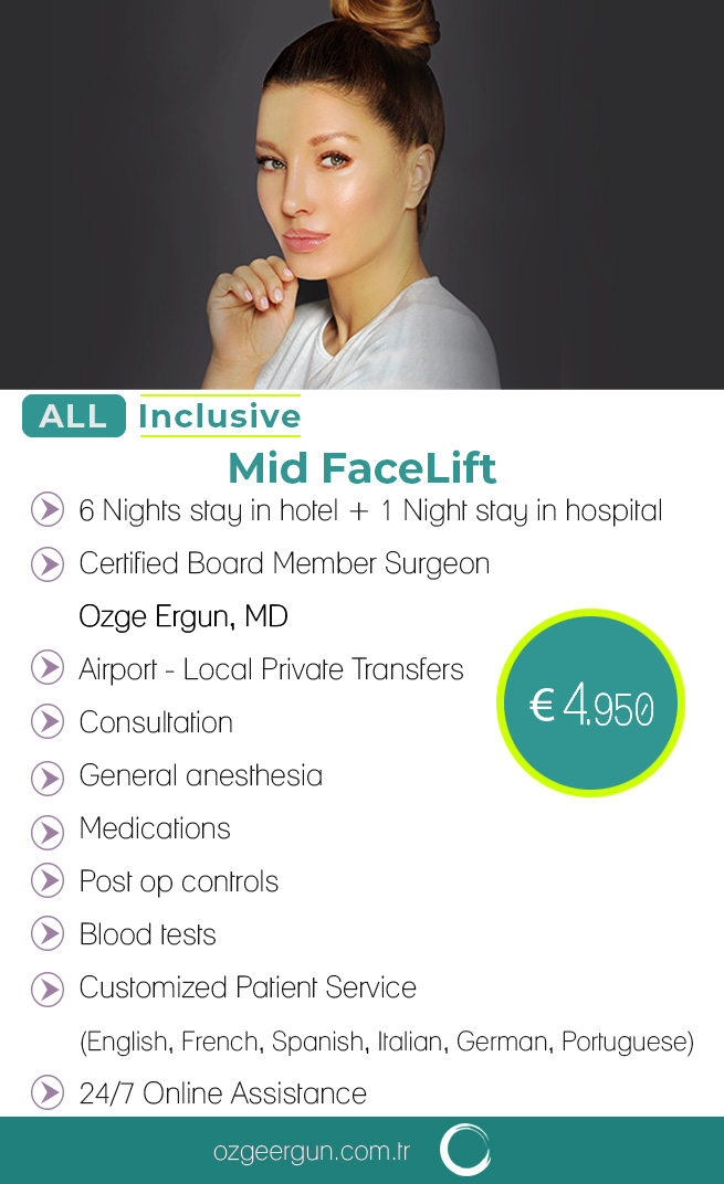Mid Facelift All Inclusive Woman