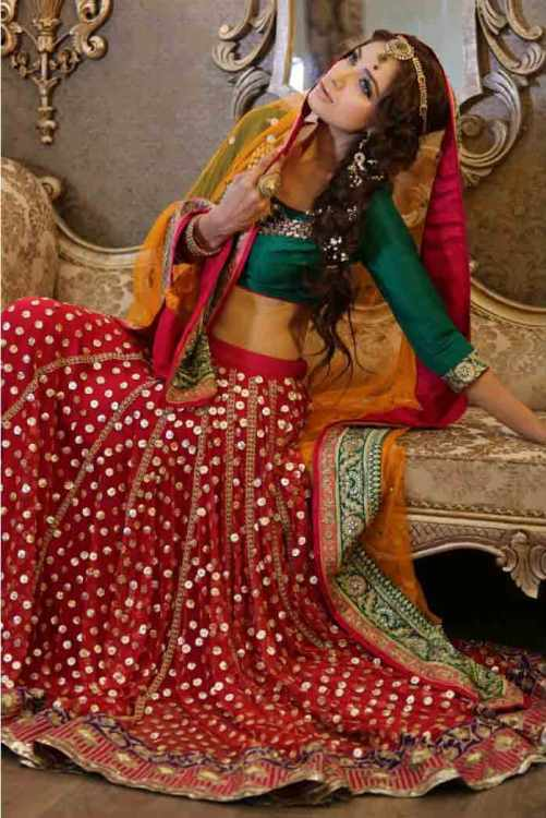 maria b mehndi collection 2020 with price
