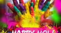 Happy Holi! 2016